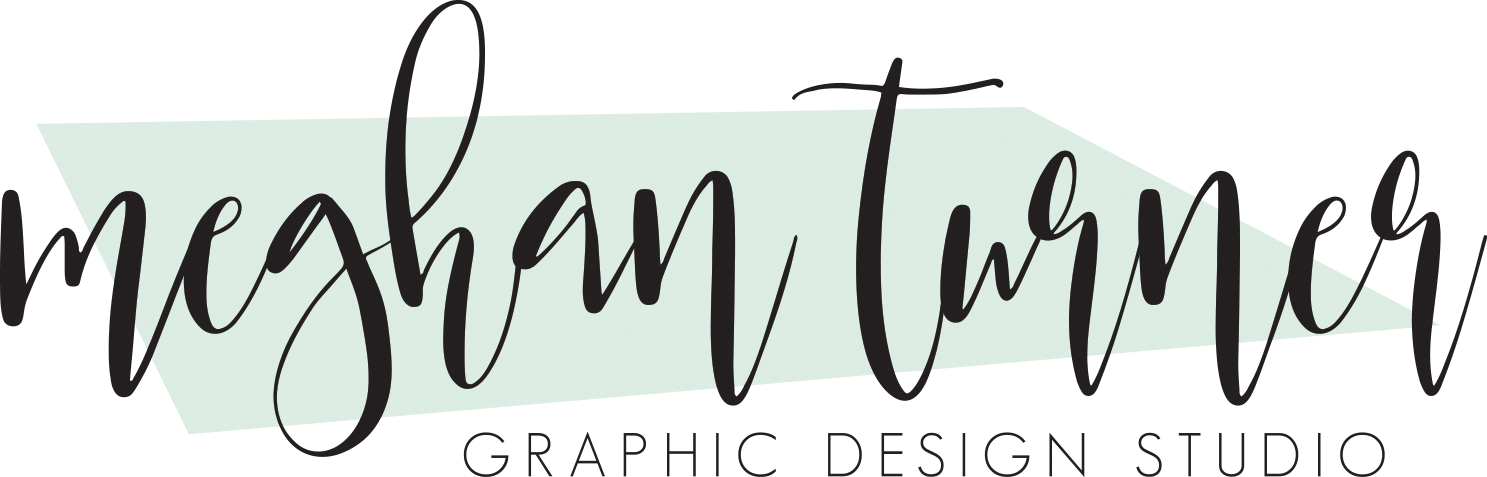 Meghan Turner Graphic Design Studio | Kansas City Freelance Graphic Designer